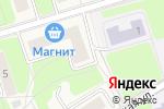 Схема проезда до компании Норп-Трейд в Москве