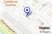 Схема проезда до компании ЗООМАГАЗИН ПЛАНЕТА в Москве