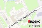 Схема проезда до компании Компания АРХИКОН в Москве