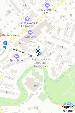 КОННЫЙ ТЕАТР КАСКАДЕР на карте Химок