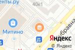 Схема проезда до компании МакАвто в Москве