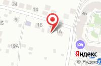Схема проезда до компании Новое Дело в Балашихе