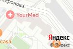 Схема проезда до компании ART в Красногорске