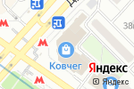 Схема проезда до компании Idryclean в Москве