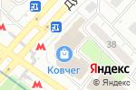 Схема проезда до компании Anderssen в Москве