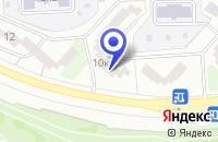 Схема проезда до компании ПТФ ИНТЕР-КУПЕ в Москве