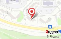Схема проезда до компании Омега в Москве