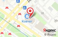 Схема проезда до компании Натуральная косметика в Москве
