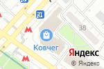 Схема проезда до компании Мока Дом в Москве