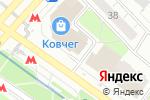 Схема проезда до компании New Ark в Москве
