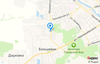 Местоположение на карте пункта техосмотра по адресу Московская обл, г Серпухов, ул Екатерины Дашковой, д 15