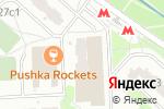 Схема проезда до компании Магазин чая и кофе в Москве