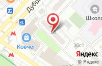 Схема проезда до компании Эклипс в Москве