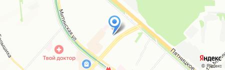 НИТИ-НИТИ на карте Москвы