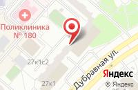 Схема проезда до компании Образование В Документах в Москве