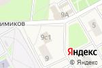 Схема проезда до компании Платежный терминал, Московский кредитный банк, ПАО в Новоивановском