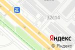 Схема проезда до компании Мигар в Москве