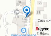 Производственно-торговая компания на карте