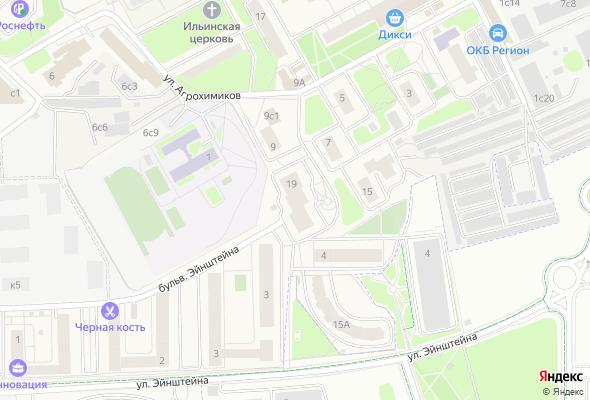 жилой комплекс Новоивановский