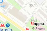 Схема проезда до компании MIAGROUP в Москве