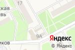Схема проезда до компании Снежана в Новоивановском