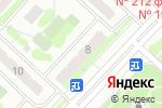 Схема проезда до компании Кронос в Москве