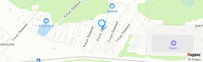 улица Лазенки 3-я