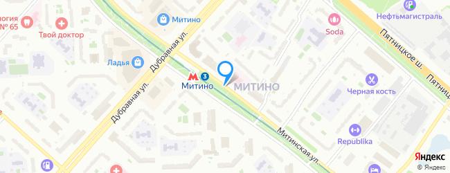 Митинская улица