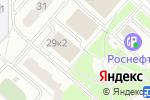 Схема проезда до компании ITAL БАЗАР в Москве