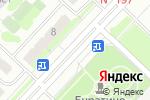 Схема проезда до компании Deluxe-WC в Москве