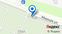 Компания Бюро по оказанию ритуальных услуг, МУП на карте
