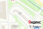 Схема проезда до компании Митинская в Москве