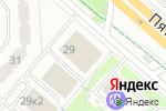 Схема проезда до компании Мистерия Огня в Москве