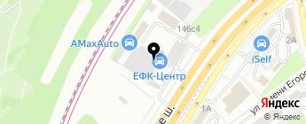 Виста Моторс на карте Москвы