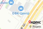 Схема проезда до компании Виста Моторс в Москве