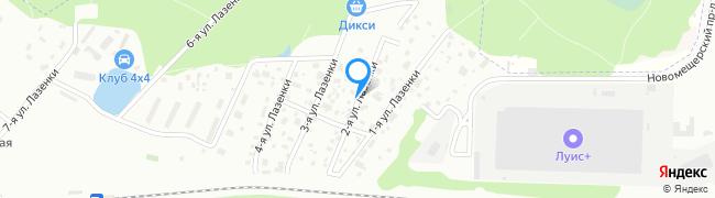 улица Лазенки 2-я
