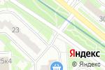 Схема проезда до компании Булочная в Москве