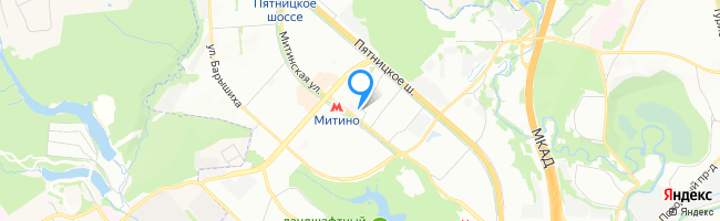 район Митино