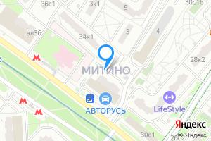 Сдается двухкомнатная квартира в Москве Северо-Западный административный округ, район Митино