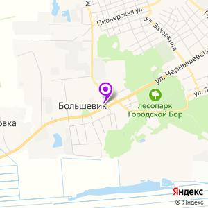 МРТ/КТ Центр Большевик на карте