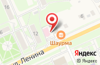 Схема проезда до компании ВИК в Большевике