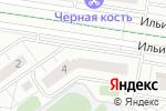 Схема проезда до компании In modo в Красногорске
