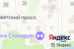 Схема проезда до компании Ника в Немчиновке
