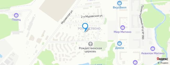 улица Муравская 1-я