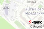 Схема проезда до компании Green Rose в Москве