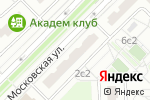 Схема проезда до компании Qiwi в Московском
