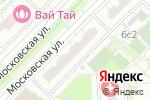 Схема проезда до компании Строй Market в Москве