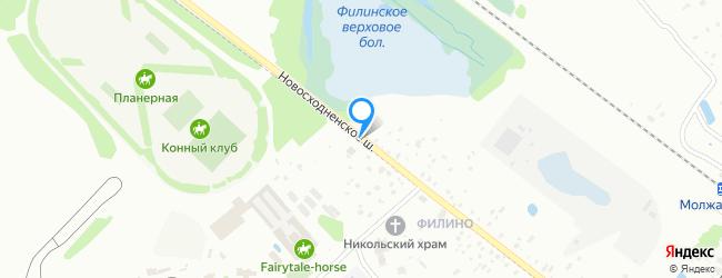 Новосходненское шоссе