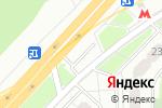 Схема проезда до компании STABILITAS в Москве
