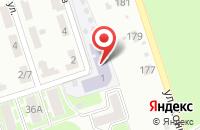 Схема проезда до компании Умка в Серпухове